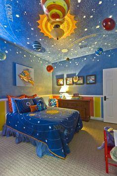 Creative and unique kids bedrooms