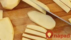 BEZ OLEJA: Najlepšie domáce hranolky z nových zemiakov