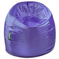 #Kindersitzsack von Pushbag - Bag 300: Purple