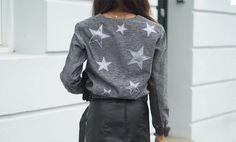 stars trend top skirt
