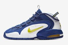 official photos 40daf fec31 Nike to Drop Warriors-Inspired Air Max Penny 1