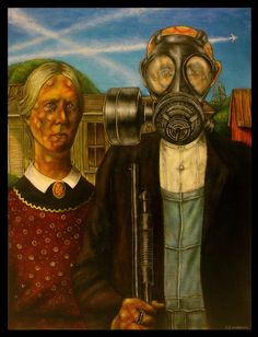 American Gothic ... by ~jamorro on deviantART