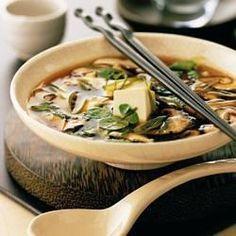 Soupe japonaise au miso - Asie - Japon                              …