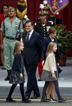 Royals & Fashion: Fête nationale, Madrid
