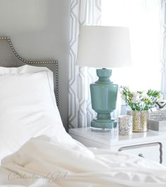 "Beautiful bedroom  ""Brought to you by NBC's American Dream Builders, Hosted by Nate Berkus"""