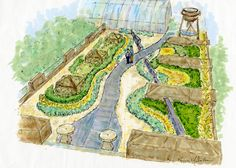 Landscape Hort Students Take On Real-World Projects   DCTC News