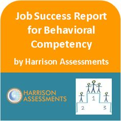 Niojak HR Mall | Job Success Report - For Behavioral Competency By Harrison Assessments