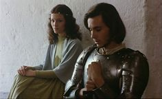 Bresson, Lancelot du Lac, 1974 (Laura Duke Condominas, Humbert Balsan)