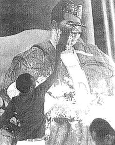 O fim do regime de Ahmed Sékou Touré (1984).