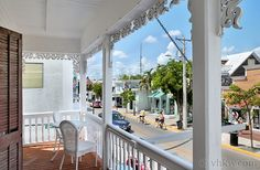 Key West Rentals - 4 BR 4 BA   2 powder rooms Perfectly staged on Duval Street Key West, this gorgeous downtown Key West rental received a major upscale renovation to become the premium Penthouse On Duval. Close to Mallory Square and the beach.