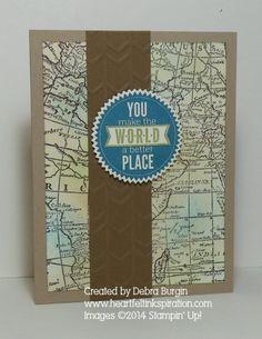 You Make the World a Better Place (HeartfeltInkspiration.com)