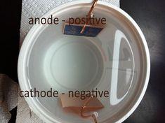 Tutorial Chemical Free Etching Metal Without Acid von MyBrownWren