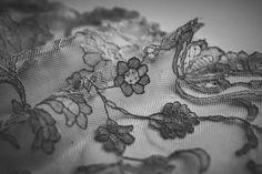 Our antique brussels lace