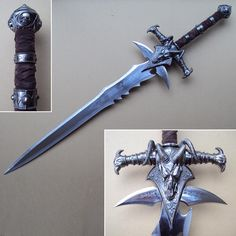 108cm wow frostmourne sword replica new hot arthas lich king game frostmourne the rune blade wielded by arthas in the warcraft series acquired on his trip to northrend in a search to end the plague he took the cursed malvernweather Image collections