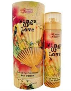 WINGS OF LOVE 3.4 OZ Eau De Parfum Spray By CREATION LAMIS For WOMEN