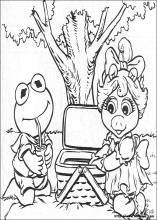 Adorable Muppet Babies FREE Coloring Page Printables