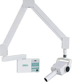 Wall mounted dental x-ray machine