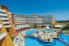 Alaiye Resort & Spa Hotel - Alanya Otelleri | Oteldenal