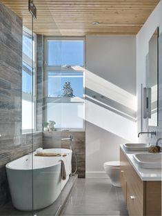 Multigenerational House by One SEED Architecture + Interiors « HomeAdore www.fiori.com.au modern bathroom design ideas