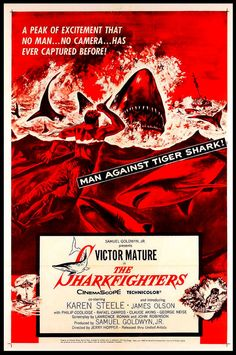 The Sharkfighters - USA (1956) Director: Jerry Hopper