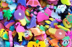 Cute Erasers!