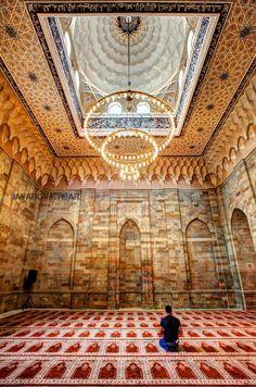 Friday Mosque, Şamaxı, Azerbaijan