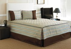 Modern Stripes Fitted Bedspread : Fitted Bedspreads For Bedroom All Covers, Cushions, Pillows, Bed Spreads, Bed Sheets, Bedding Sets, Lounge, Modern, Blanket