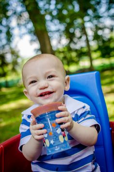 My 2 cents on Sippy Cups.  Interesting article anti-sippy cup from a speech-language pathologist's perspective.