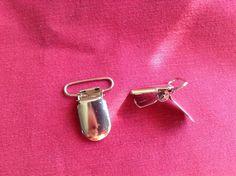 Clip attache tétine ou bretelle : Attaches par piment-t-mercerie