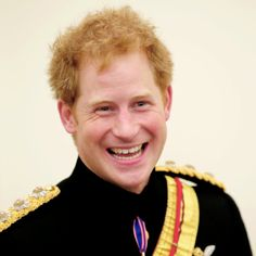 Adorable Prince Harry