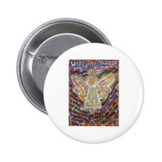 Southwest Cancer Angel button