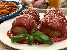 Authentic Italian Marinara Sauce from Scratch! — Chef Denise Homemade Spaghetti Sauce, Homemade Marinara, Italian Recipes, Vegan Recipes, Italian Cooking, Vegan Meals, Chicken Parmesan Recipe Best, Marinara Sauce From Scratch, Ravioli Bake
