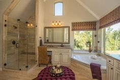 Separate sinks / stone tiles