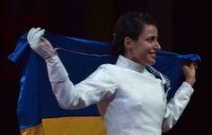 Yana Shemyakina - Fencing - London 2012 - Womens Individual Epee