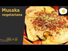 Musaka vegetariana (Receta) | 100% Vegetal