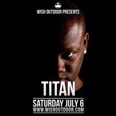Titan @ WiSH Outdoor 2013