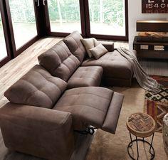 17 mejores imágenes de Mueble reclinable   Reclining sofa, Chair y ...