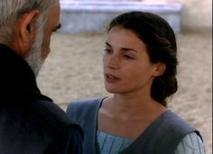 . Story Inspiration, Character Inspiration, Arthur And Guinevere, Julia Ormond, First Knight, Fantasy Princess, Image Film, Medieval World, Sean Connery