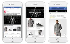 Facebook's launching a new ad type that will incorporate video with relevant items from yourproduct catalog.