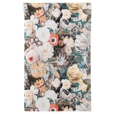 Sfeervol vliesbehang met een bloemenprint. Plakken met Perfax Roll-On. #behang #vliesbehang #bloemenbehang #kwantum Little Girl Rooms, Little Girls, New Room, Interior Styling, Floral Tie, Kids Room, New Homes, Texture, Prints