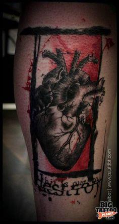 very well drawn heart..i like it