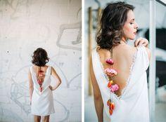 Robes de mariée par Atelier 2B   Crédits: Studiohuit   Donne-moi ta main - Blog mariage