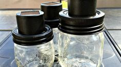 Want to give your garden or home patio a no-cost light for the night? Read on and learn how to make these mason jar solar lights.