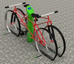 ATLAS launches revamped 'no-lock' anti-theft bike stand