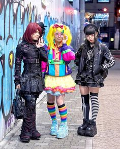 Daily Japanese street fashion pictures from Harajuku, Shibuya & other areas of Tokyo. We bring street fashion from Japan to the world.