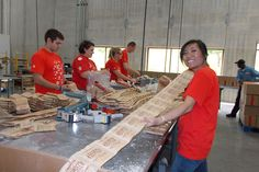 Second Harvest Heartland gives more than just a gift , via the Official Pinterest Blog