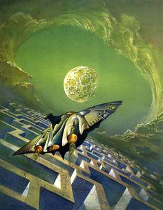 Man in the Maze par Bruce Pennington