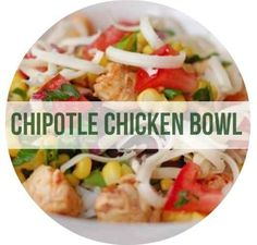 Homemade Chipotle Chicken Bowl | 23 Copycat Recipes For Your Favorite Fast Foods