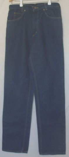Vintage Lacoste Izod Mens Jeans 30X34 Tag | Men's jeans, Tags and ...