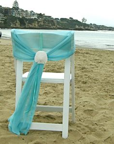 Hey, I found this really awesome Etsy listing at https://www.etsy.com/listing/191627072/set-of-2-beach-wedding-chair-caps-with